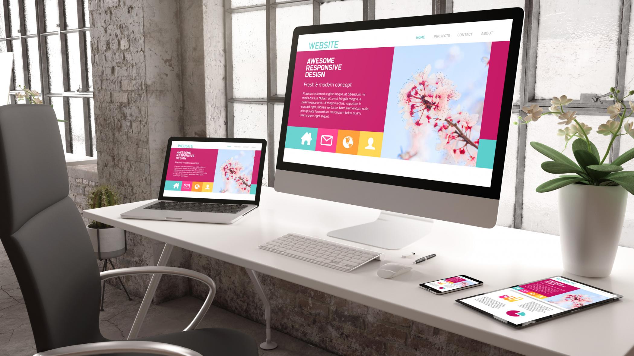 Self-Build Website Vs Designer