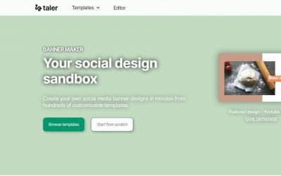 Free Design Tool Launched To Rival Canva
